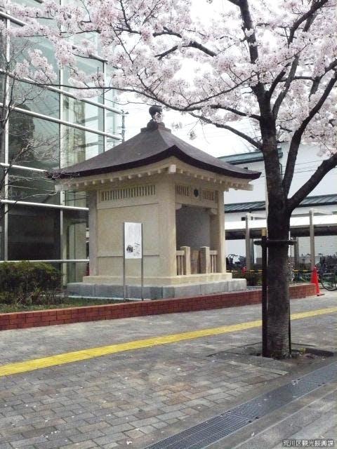 橋本左内墓旧套堂