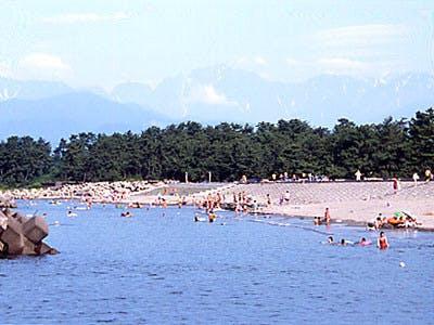 浜黒崎海水浴場