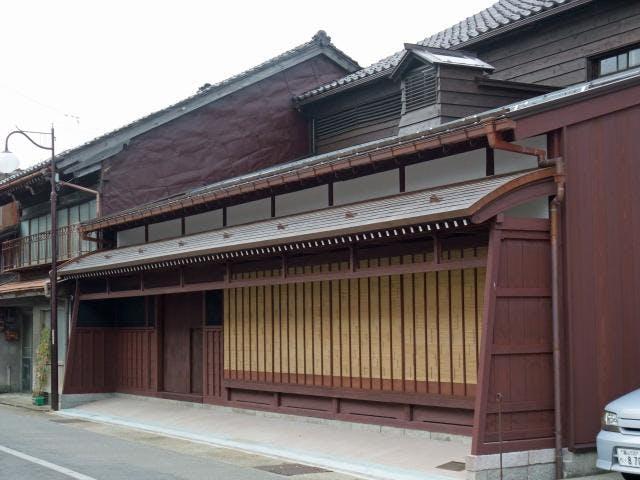 旧宮崎酒造