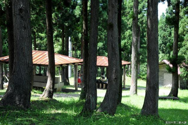 嘉例沢森林公園キャンプ場