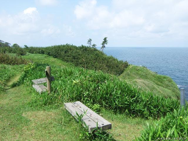 加賀海岸自然遊歩道