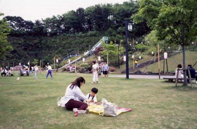ふるさと歴史の広場キャンプ場