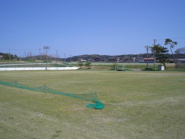石川県立富来健民ホッケー競技場