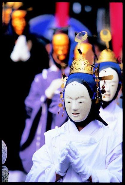 糸崎の仏舞