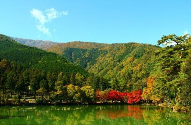 北伊奈ヶ湖(秋)