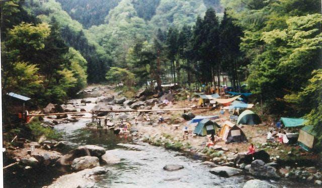 大栗オートキャンプ場