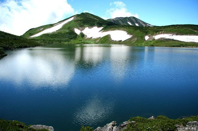 白馬大池(中部国立公園)