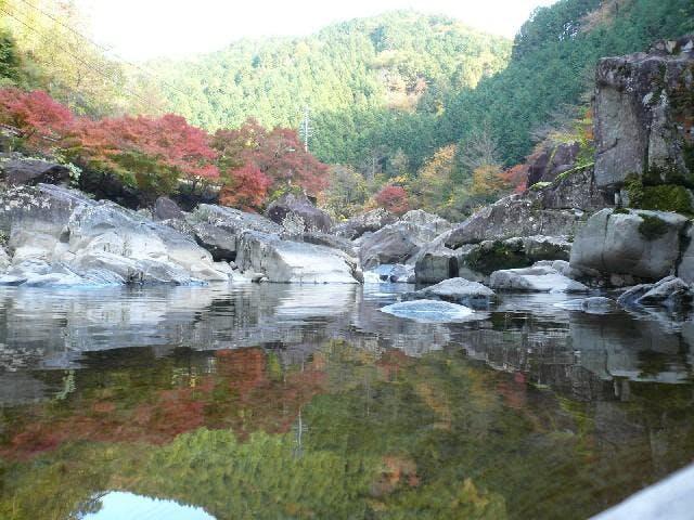 佐見川峡2