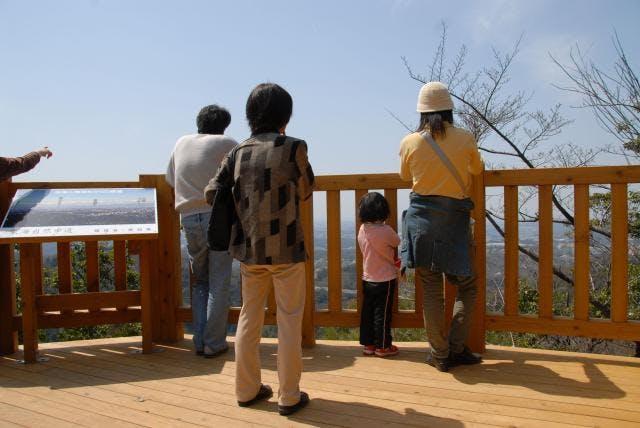 岩巣山展望台