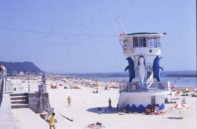 山海海水浴場