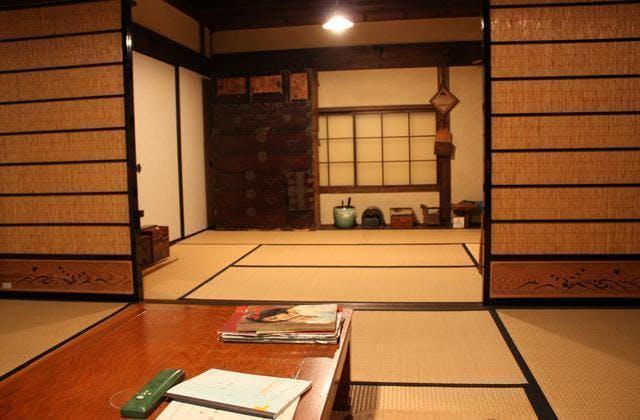 上野民族資料館 昔に会える部屋