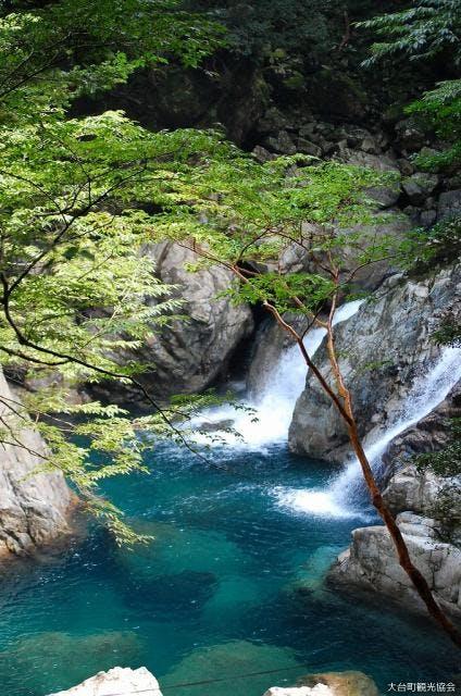 七ツ釜滝2
