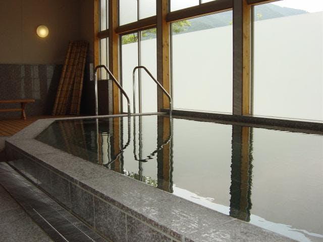 阿曽温泉浴室