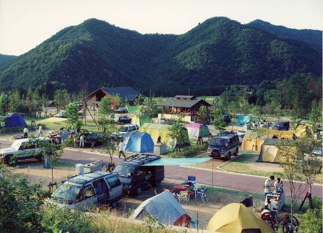 東はりま日時計の丘公園(キャンプ場)