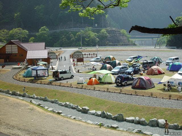 白川渡オートキャンプ場2