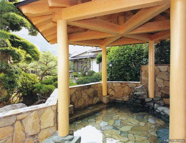 天然紀三井寺温泉 花の湯