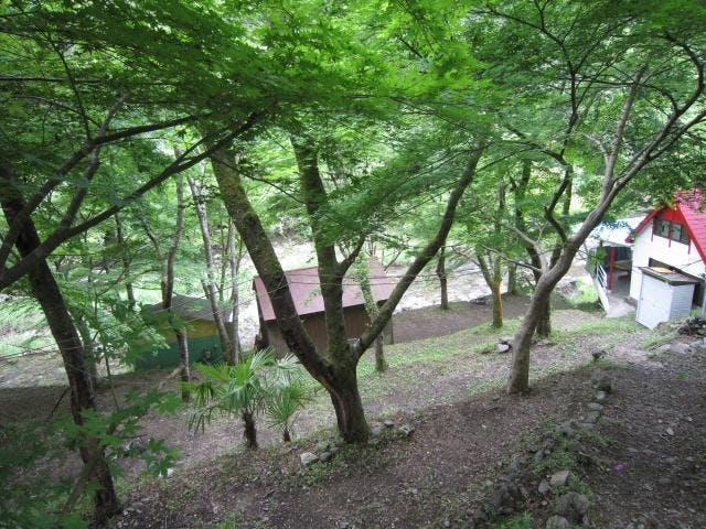 葵茶屋キャンプ場