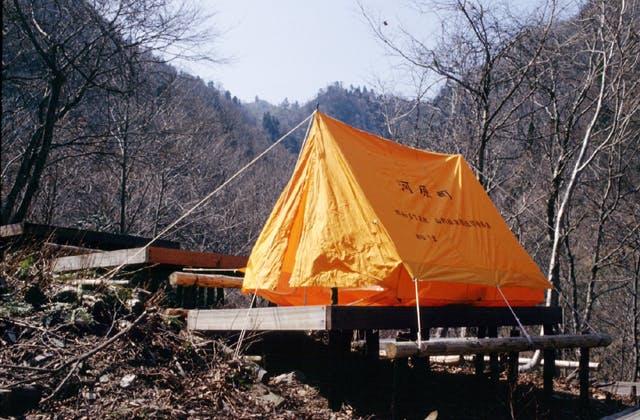 三滝キャンプ場