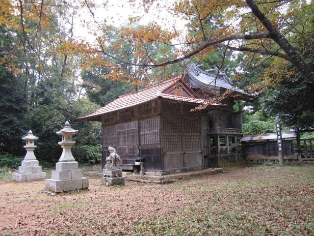 比婆山久米神社