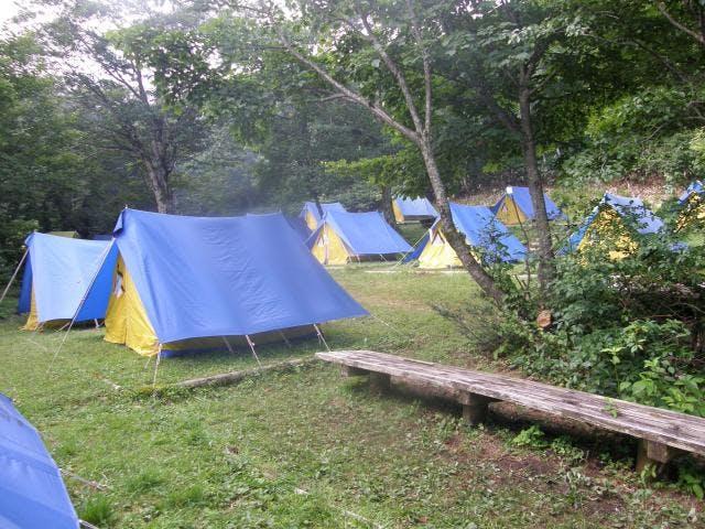 吾妻山キャンプ場