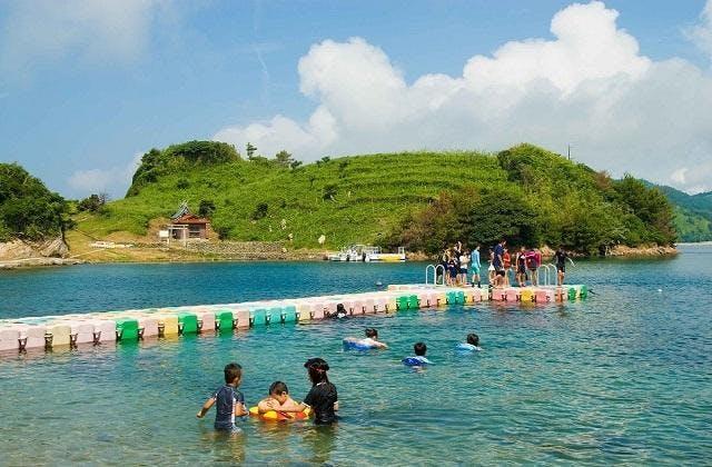 渡津海水浴場