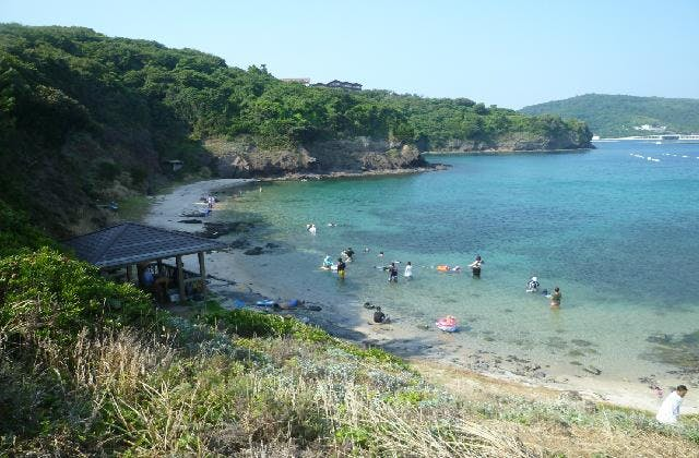 長尾海水浴場