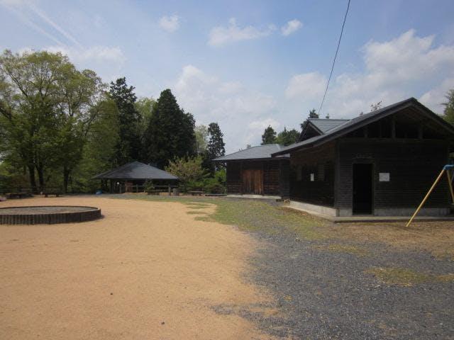竜天天文台キャンプ場