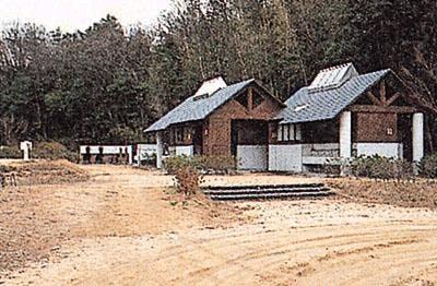ときわ湖畔北キャンプ場