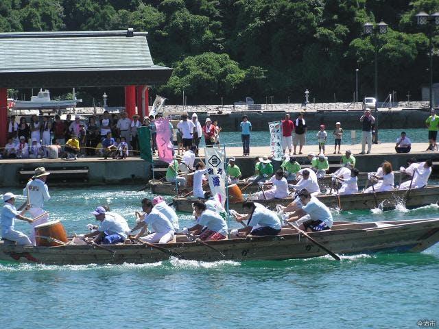 櫂伝馬レース