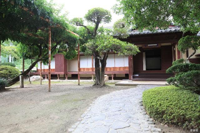 中江藤樹邸址(至徳堂)
