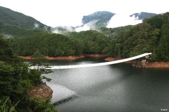 面河ダム公園