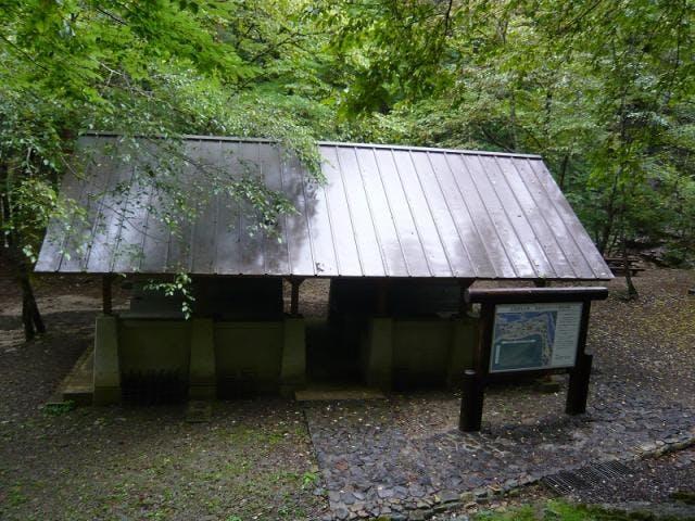 鉄砲石川キャンプ場