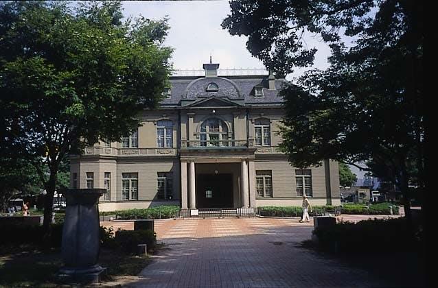 旧福岡県公会堂貴賓館
