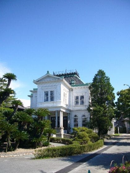 旧立花家別邸(御花)