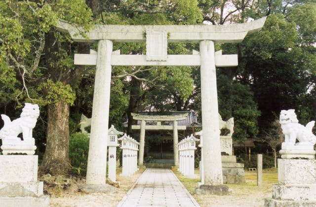 惣社八幡神社