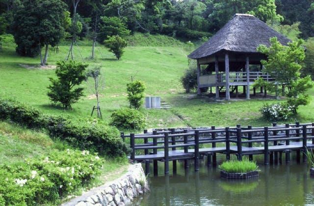 朝日山公園