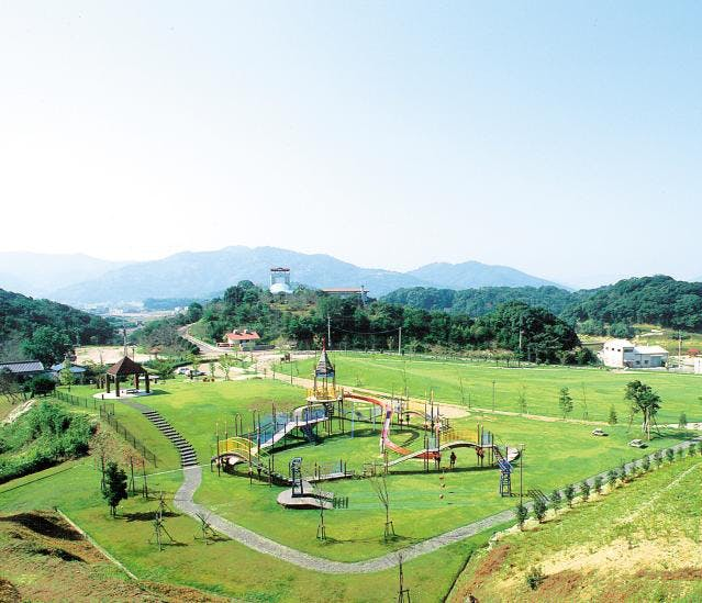 きたがた四季の丘公園