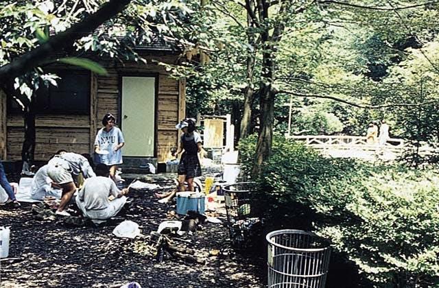 柚木川内キャンプ場