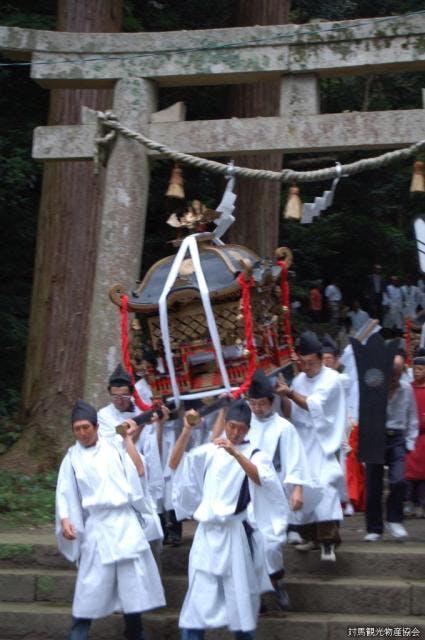 海神神社大祭