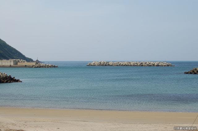 湊浜海水浴場