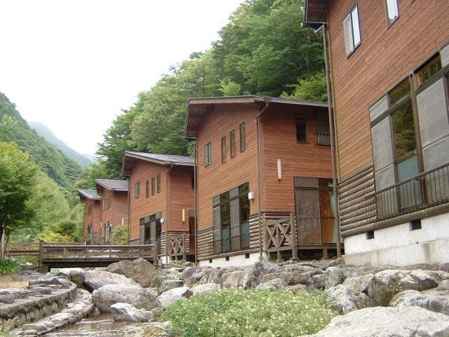 五家荘渓流キャンプ場
