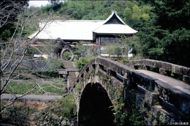 石水寺外観