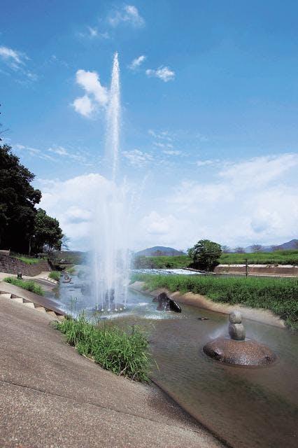 鍋田水遊び公園