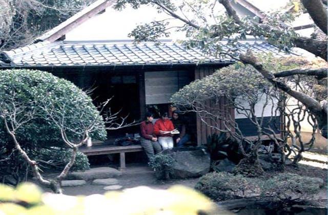 漱石館(旧前田案山子別邸)