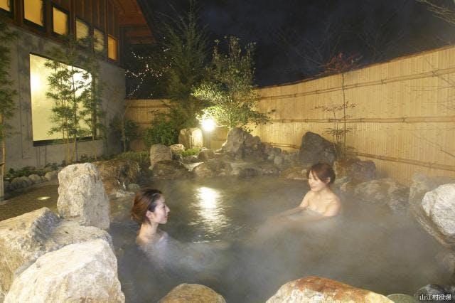 山江温泉ほたる(露天風呂)【画像】