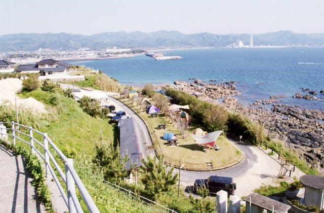 白岩崎キャンプ場
