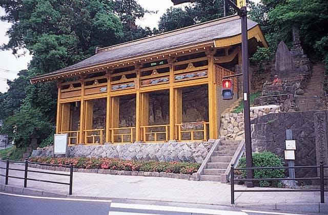 岩屋寺石仏