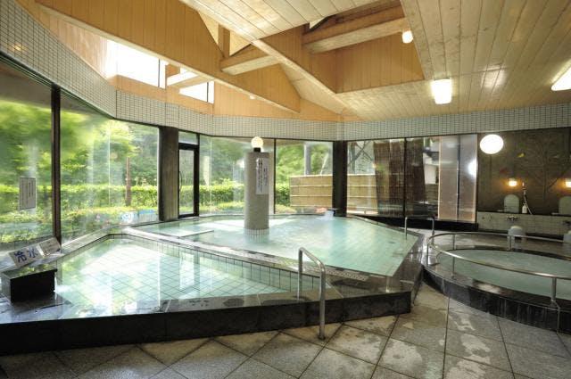 鉱泉センター風呂