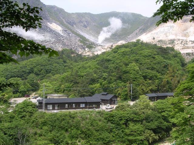 塚原温泉火口乃泉