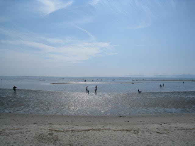 糸ヶ浜海水浴場